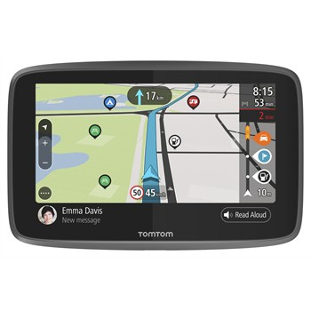 Gps Camping-car Tomtom Go Camper - Monde 152 Pays